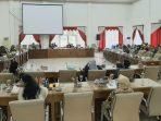 DPRD BARSEL MINTA BPK RI LAKUKAN PEMERIKSAAN INVESTIGASI KEUANGAN PEMKAB TAHUN 2019 10