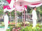 UPACARA MEMPERINGATI HUT KEMERDEKAAN REPUBLIK INDONESIA KE-75 TINGKAT PROVISI KALTENG TAHUN 2020 10