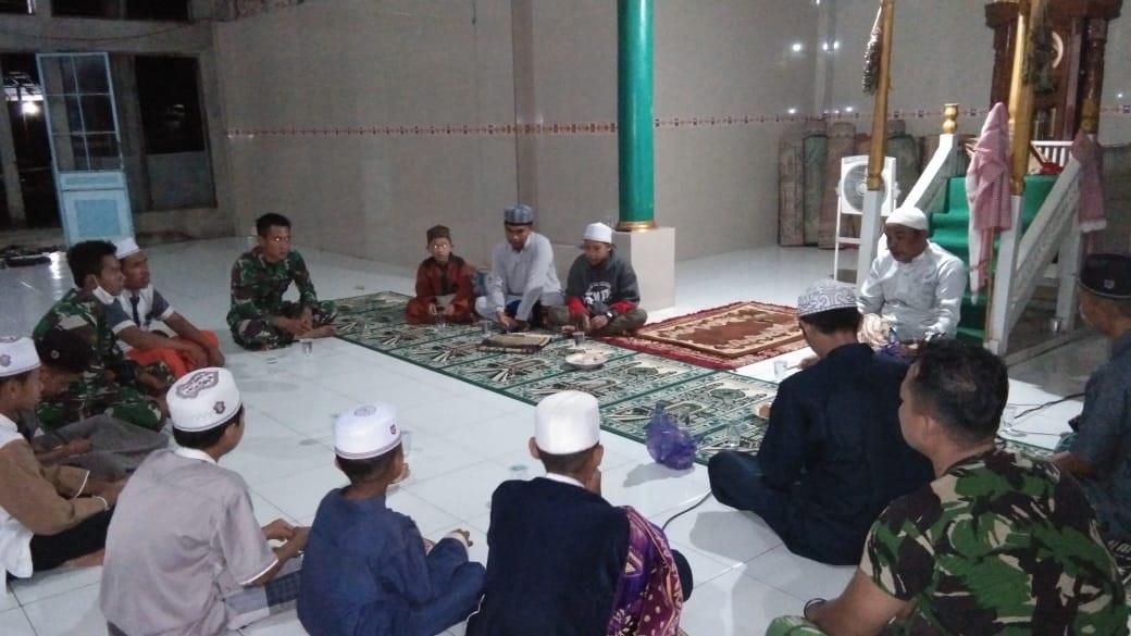 KEGIATAN KEAGAMAN DI TMMD BANGUN CITRA POSITIF TNI 1