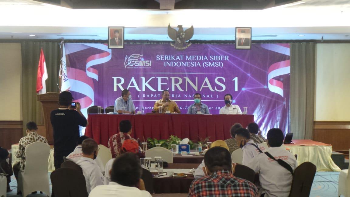 SMSI SERIKAT MEDIA SIBER TERBESAR DI INDONESIA DIHARAPKAN MENJADI AKTOR PENTING DI ERA DIGITAL 1