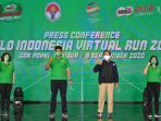 "AJAK MASYARAKAT AKTIF BEROLAHRAGA, ""MILO INDONESIA VIRTUAL RUN"" DIGELAR 13"