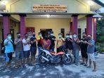 CURI MOTOR ORANG KERJA, WARGA BAWAN DITANGKAP POLISI 15