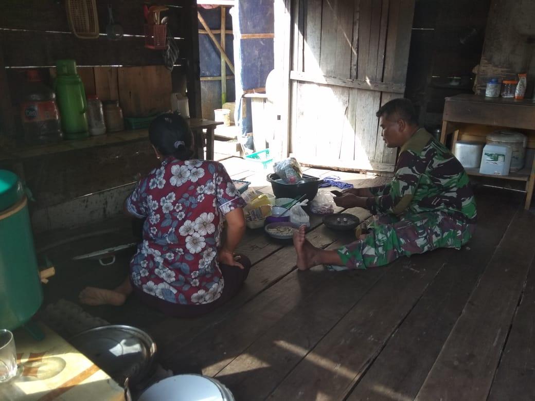 TMMD MEMBUAT TNI SEMAKIN DEKAT DENGAN RAKYAT 1