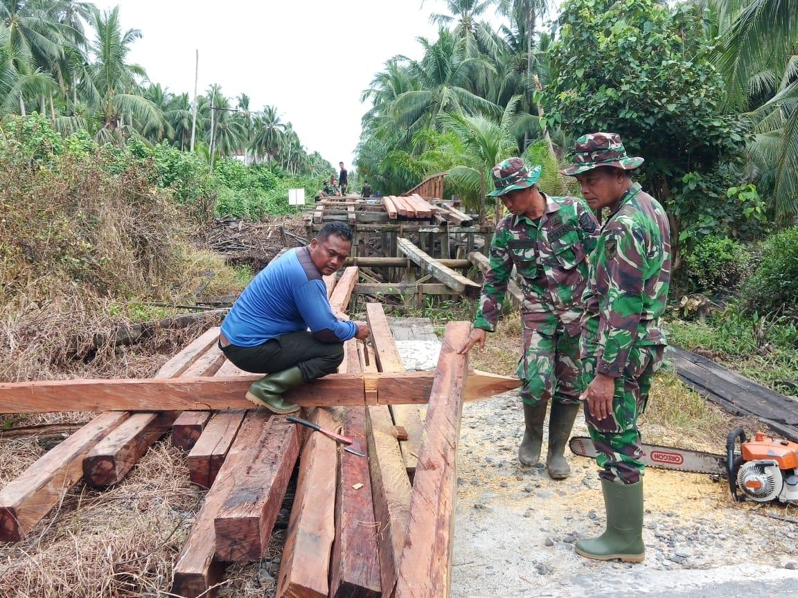 TMMD DI DAERAH TERISOLIR JADI PENGALAMAN BERHARGA PRAJURIT TNI 1