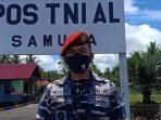 TNI AL DUKUNG PROGRAM TMMD KODIM 1015 SAMPIT 22