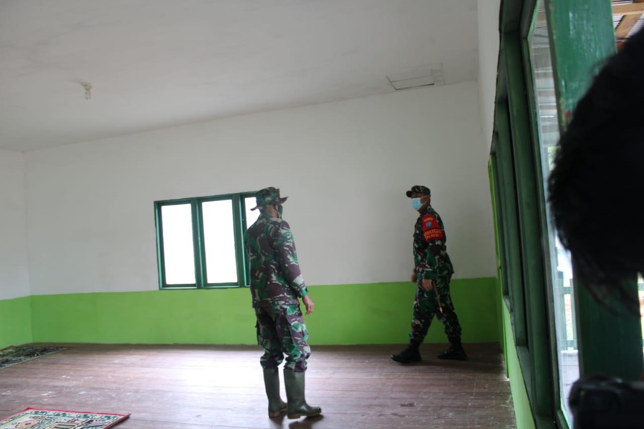 H-1 PENUTUPAN TMMD, SASARAN FISIK SUDAH HAMPIR SEMUA RAMPUNG 1