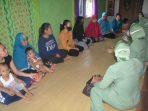 DUKUNG KREATIVITAS, PERSIT KCK CABANG XLI BERIKAN PELATIHAN PEMANFAATAN BARANG BEKAS 4