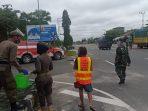 TNI-POLRI BERSAMA PEMKAB KATINGAN GELAR RAZIA MASKER 4