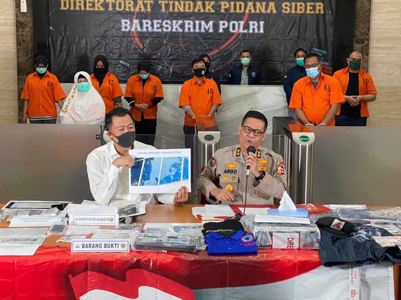 BEGINI ISI PERCAKAPAN WAG KAMI MEDAN YANG DIUNGKAP POLISI 1