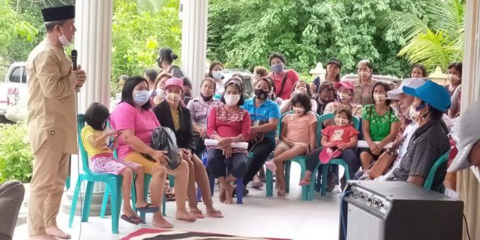 DR.HM RIBAN MINTA MASYARAKAT BULATKAN DUKUNG BEN-UJANG 7