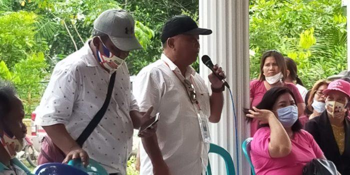 DR.HM RIBAN MINTA MASYARAKAT BULATKAN DUKUNG BEN-UJANG 2
