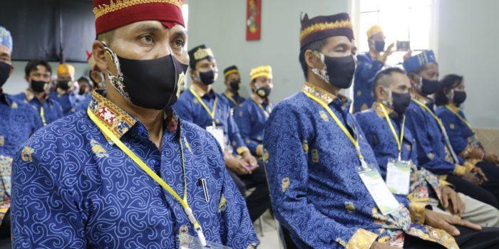 WABUB GUMAS BUKA MUSDA IV MAJELIS DAERAH AGAMA HINDU KAHARINGAN 3