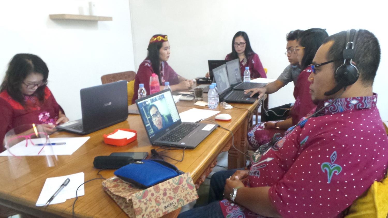 DARI WEBINAR NASIONAL PRODI PLS-UPR, TEKNOLOGI BANTU MAHASISWA BELAJAR DI MASA PANDEMI 1