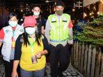 PATROLI PENGAWASAN PROKES, SATGAS COVID-19 SAMBANGI SEJUMLAH CAFE DAN WARUNG 5