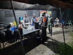TIM PATROLI MALAM POLSEK ARSEL SAMBANGI KPU DAN BAWASLU KABUPATEN KOTAWARINGIN BARAT 6
