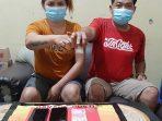PENGEDAR SABU SEI HANYU DITANGKAP POLRES GUMAS 13