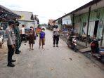 POLSEK JABIREN RAYA BERSAMA TNI TERUS GALAKKAN PENDISIPLINAN PROKES KE MASYARAKAT 6