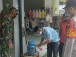 INI YANG DILAKUKAN POLSEK KURUN BERSAMA TNI DALAM MENEGAKKAN PENDISIPLINAN PROTOKOL KESEHATAN 5