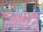 SOSIALISASI SABER PUNGLI, BRIGPOL BAMBANG WARGA KELURAHAN TUMBANG 2