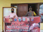 CIPTAKAN WILAYAH BEBAS PUNGLI, BRIPTU SUSANTO SAMBANGI WARGA TUMBANG LAHUNG 2