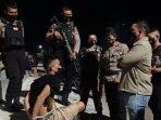 MENGAKU ANGGOTA POLISI, PEMUDA RAMBUT CEPAK DIGIRING RAIMAS BACKBONE 9