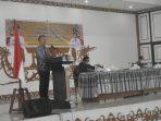 BUPATI GUMAS BUKA FORUM KONSULTASI PUBLIK RANCANGAN AWAL RKPD 7