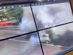 BOM BUNUH DIRI MELEDAK DI DEPAN KATEDRAL MAKASSAR, POLISI: ADA KORBAN JIWA DAN LUKA-LUKA 12