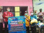 POLSEK MURUNG BANTU WARGA SEDANG ISOLASI MANDIRI 3