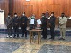 JUMAT DPRD KABUPATEN KOBAR RAPAT PARIPURNA KE-10 MASA SIDANG I TAHUN 2021 2