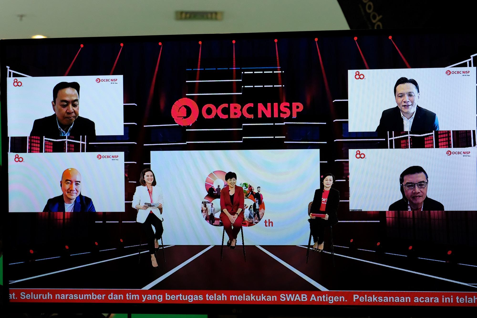 80 TAHUN OCBC NISP MELAJU JAUH UNTUK INDONESIA 1