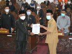 WABUP KAPUAS HADIRI RAPAT PARIPURNA DPRD KE-3 MASA SIDANG II TAHUN SIDANG 2021 10