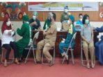 AWAL RAMADAN, RUMKIT BHAYANGKARA VAKSINASI 161 PEGAWAI DINAS SOSIAL PROVINSI KALTENG 8