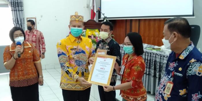 PEMKAB GUMAS GELAR FORUM KONSULTASI PUBLIK RANCANGAN AWAL PERUBAHAN RPJMD 2019 - 2024 2