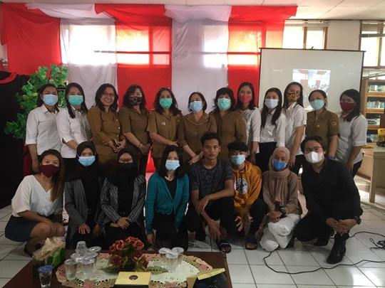 EUROWEEK INDONESIA DAN DISPURSIP KALTENG GELAR ACARA PENTAS SENI 1