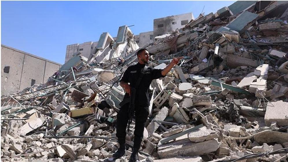 KETUA UMUM SMSI FIRDAUS: JANGAN BIARKAN TINDAKAN BARBAR MILITER ISRAEL 1
