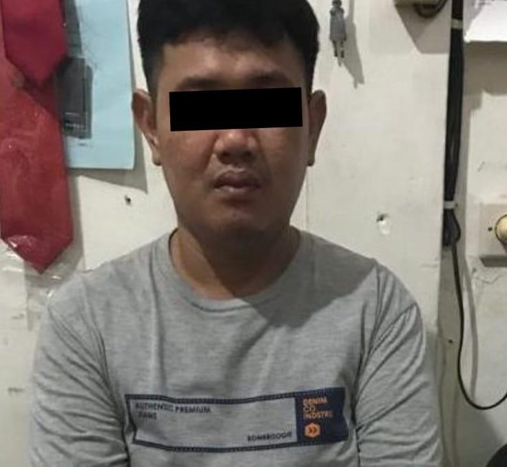 BERANI EDARKAN SABU, PRIA 36 TAHUN WARGA BAAMANG BARAT DIGARUK POLISI 1