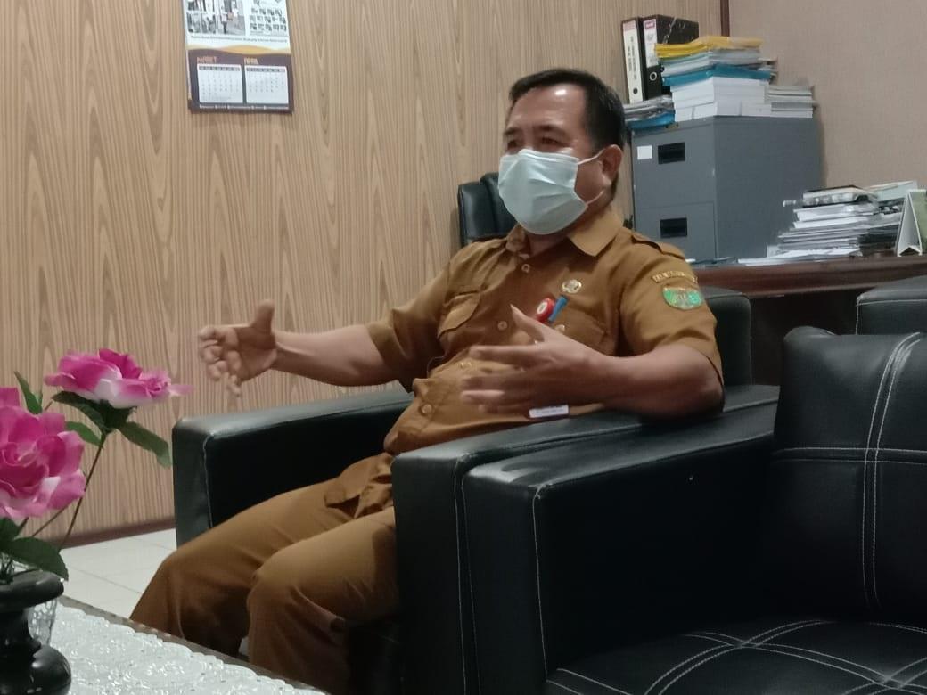 DLH STOP SEMENTARA AKTIVITAS PT SGM DI KAWASAN SUNGAI BUMUT 1