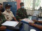 PERSONEL ZIDAM URUS SERTIFIKAT TANAH TNI AD DI BPN BENGKAYANG 4