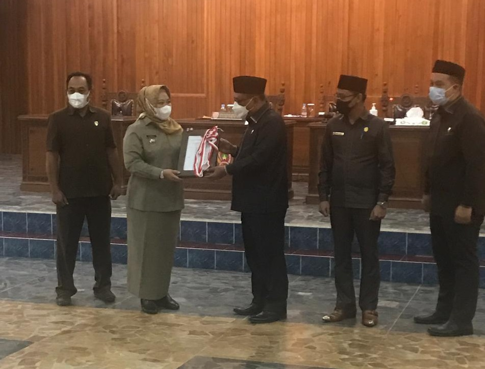 LKPD KOBAR 2020 SUDAH AUDIT OLEH BPK RI 1