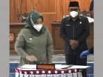 INI HASIL RAPAT BANGGAR DPRD-TAPD KOBAR TERKAIT STRUKTUR APBD TAHUN 2022 2
