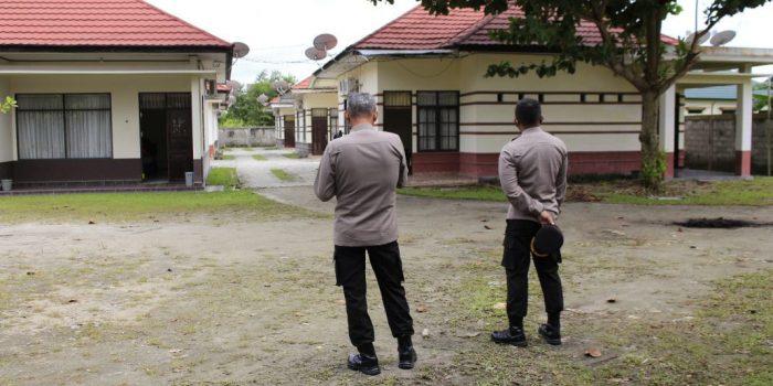 ANTISIPASI PASIEN COVID-19 MELONJAK, KARUMKIT BHAYANGKARA SULAP HOTEL JADI RS DARURAT 2