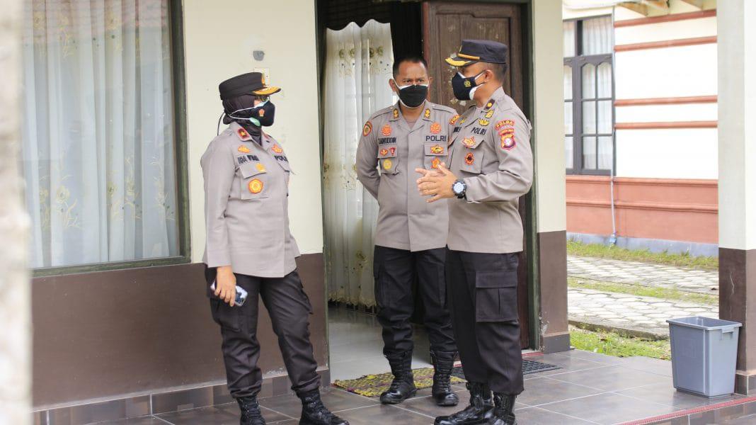 ANTISIPASI PASIEN COVID-19 MELONJAK, KARUMKIT BHAYANGKARA SULAP HOTEL JADI RS DARURAT 1