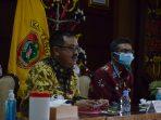 STAF AHLI GUBERNUR IKUTI PAPARAN EXECUTIVE SUMMARY PASIS KKDN SESKO TNI 4