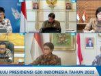 INDONESIA AJAK DUNIA BERKOLABORASI UNTUK PULIH BERSAMA DI PRESIDENSI G20 2022 14