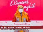 MESKI PENANGANAN COVID-19 INDONESIA DIAKUI DUNIA, MASYARAKAT DIMINTA TIDAK LENGAH DAN TETAP DISIPLIN 11
