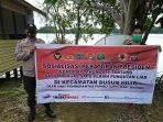 Sosialisasi Saber Pungli, Kanitbinmas Polsek Dushil Ajak Masyarakat Bersama Tolak KKN 3