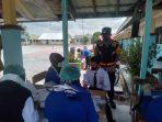 Polsek Pantai Lunci Kembali Kawal Dan Lakukan Pengamanan Vaksinasi Ke Sekolah 4