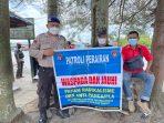 Lagi Anggota Satpolairud Sukamara Gencar Sosialisasi Cegah Paham Radikal Dan Anti Pancasila 3