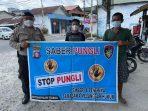 Personel Satpolairud Sukamara Setiap Hari Melakukan Sosialisasi Saber Pungli 4