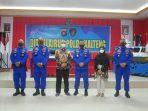 Raih Penghargaan, Ditpolairud Polda Kalteng Juara 2 IKPA tingkat KPPN Sampit 4
